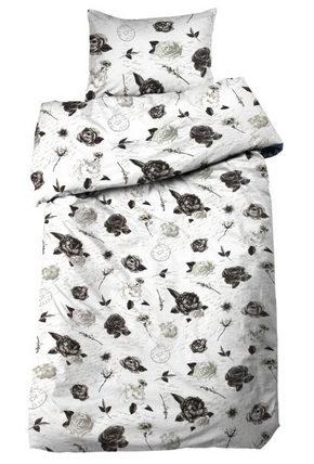 PÅSLAKANSET - grå, Design, textil (50/150/60/210cm)