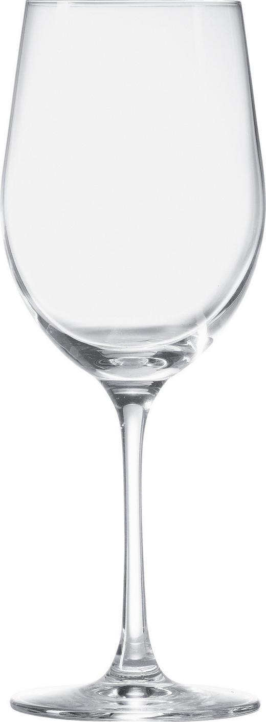 ROTWEINGLAS - Klar, KONVENTIONELL, Glas (22cm) - Leonardo