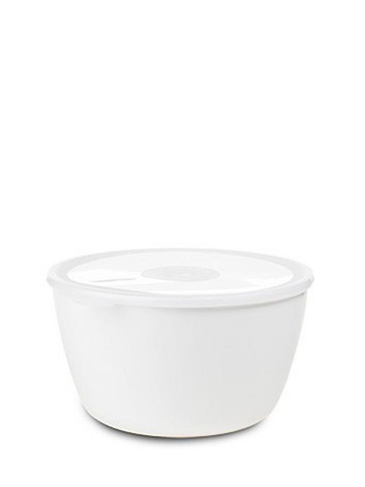 SCHALE Kunststoff - Weiß, Basics, Kunststoff (3l) - MEPAL ROSTI
