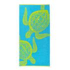 STRANDTUCH 90/180 cm - Gelb, Design, Textil (90/180cm) - ESPOSA