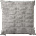 KISSENHÜLLE Grau 45/45 cm  - Grau, Basics, Textil (45/45cm) - Esposa
