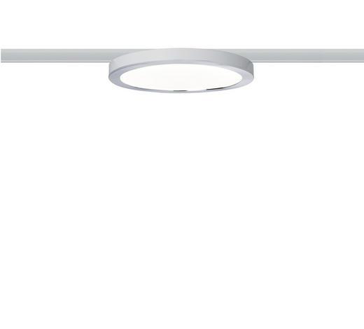 URAIL SCHIENENS.-PANEELE - Chromfarben/Weiß, Design, Kunststoff (22/3cm)