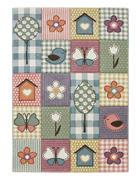 OTROŠKA PREPROGA HOME DIAMOND - večbarvno, Design, tekstil (120/170cm) - Ben'n'jen