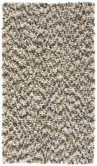 BADTEPPICH  Taupe  60/100 cm - Taupe, Design, Kunststoff/Textil (60/100cm) - Esposa