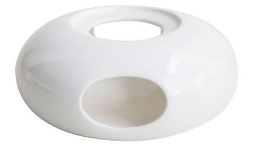 STÖVCHEN - Weiß, Basics, Keramik (17/6,67cm) - ASA