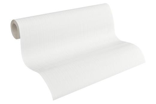 VLIESTAPETE 10,05 m - Weiß, Basics, Textil (53/1005cm) - Esprit