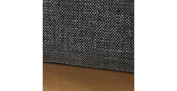BOXSPRINGBETT 180/200 cm  in Braun, Eichefarben - Eichefarben/Braun, Natur, Holz/Textil (180/200cm) - Valnatura