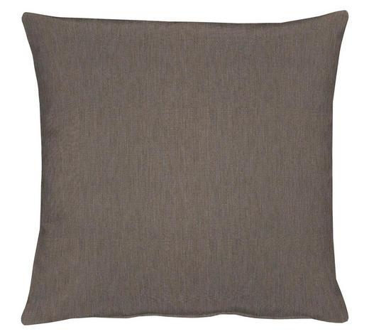 KISSENHÜLLE Taupe 49/49 cm  - Taupe, Basics, Textil (49/49cm)