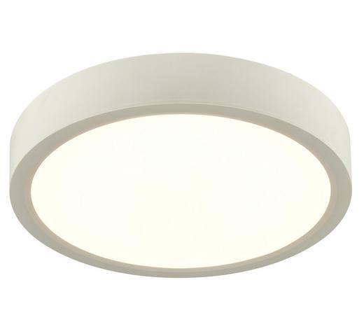 LED-DECKENLEUCHTE   - Weiß, KONVENTIONELL, Kunststoff (22,5/4,5cm) - Boxxx