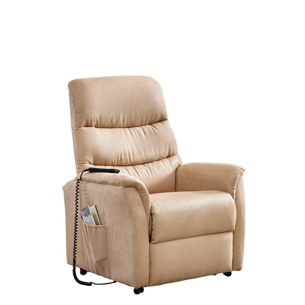 Cantus FERNSEHSESSEL Mikrofaser Beige | Wohnzimmer > Sessel > Fernsehsessel | Textil | Cantus
