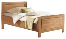 BETT 100 cm   x 200 cm   in Holz, Holzwerkstoff Buchefarben - Buchefarben, KONVENTIONELL, Holz/Holzwerkstoff (100/200cm) - Venda
