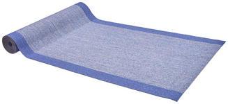 LÄUFER per  Lfm - Blau, KONVENTIONELL, Kunststoff/Textil (70cm) - Esposa