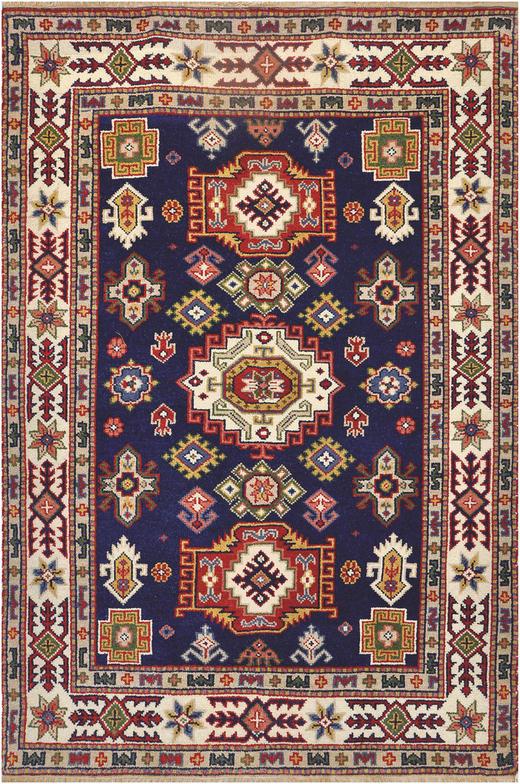 KOBEREC ORIENTÁLNÍ - krémová/tmavě modrá, Lifestyle, textilie (80/200cm) - Esposa