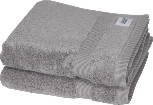 HANDTUCH 50/100 cm 2-teilig - Grau, Textil (50/100cm) - Schöner Wohnen
