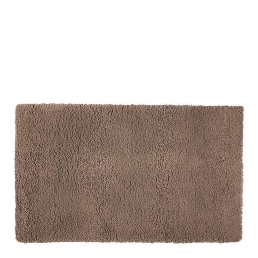 BADTEPPICH  Taupe  60/100 cm - Taupe, Basics, Textil (60/100cm) - AQUANOVA