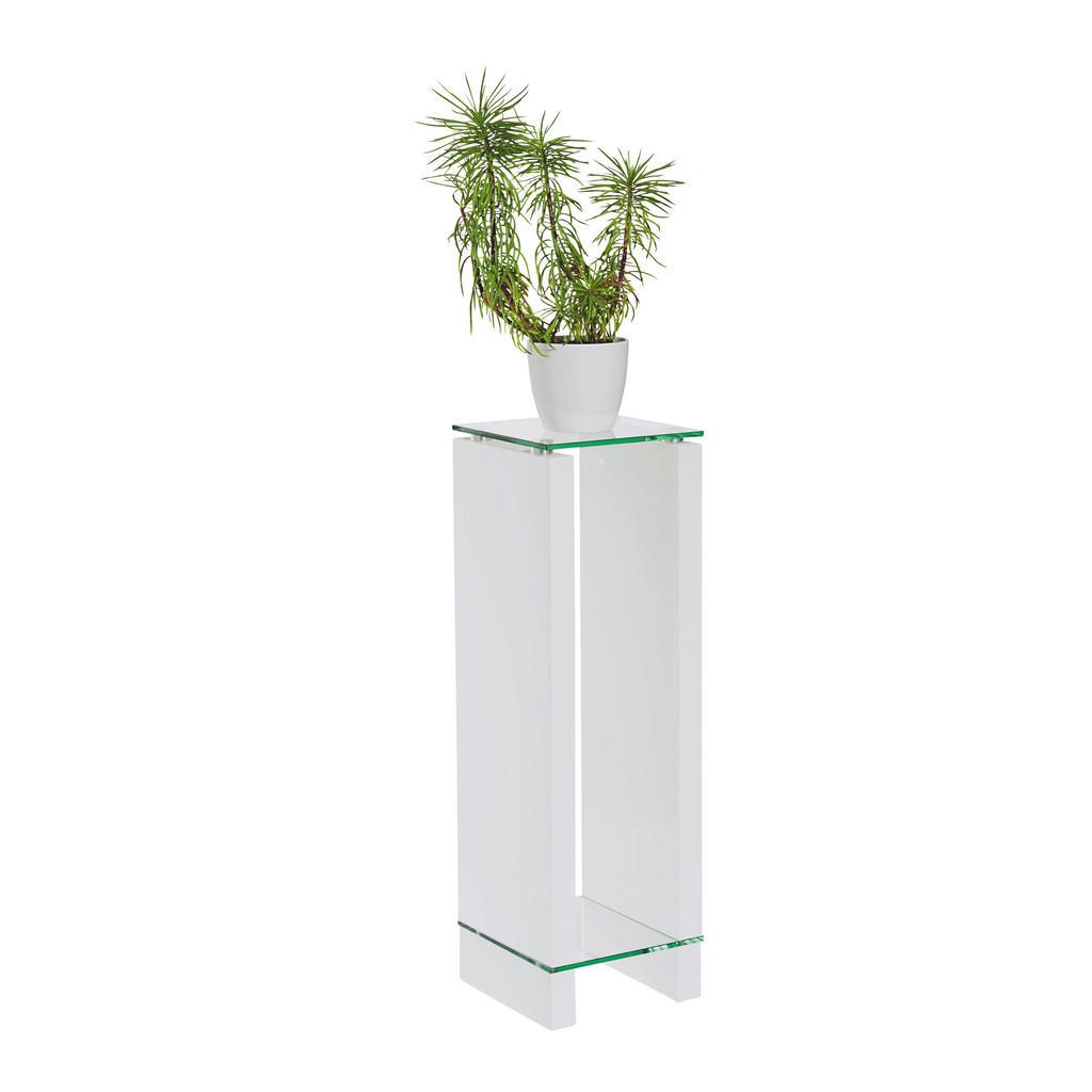 Blumensäule macht jede Zimmerpflanze zum Blickfang