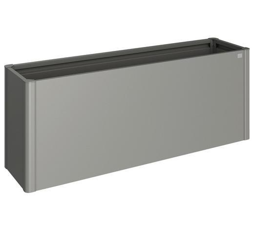 PFLANZENSCHALE - Grau, Basics, Metall (201/77/53cm) - Biohort
