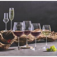 BORDEAUXGLAS - Klar, Basics, Glas (25.1cm) - NACHTMANN