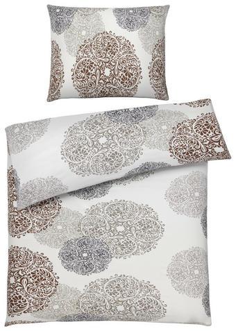 POSTELJINA - siva, Basics, tekstil (140/200cm) - ESPOSA