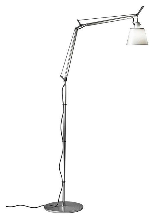 TOLOMEO BASCU. TERRA - Alufarben, Design, Metall (33/226cm) - Artemide