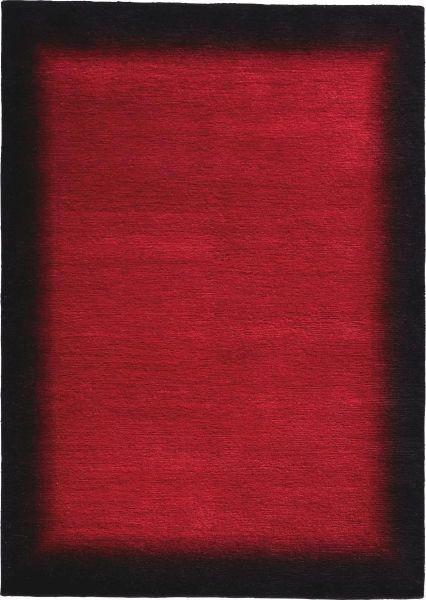 ORIENTTEPPICH  Dunkelrot  90/160 cm - Dunkelrot, Basics, Textil (90/160cm) - ESPOSA