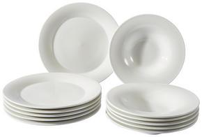 MATSERVIS - vit, Basics, keramik - Ritzenhoff Breker