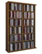 CD-REGAL Eichefarben  - Eichefarben, KONVENTIONELL, Holzwerkstoff (60/92/18cm)