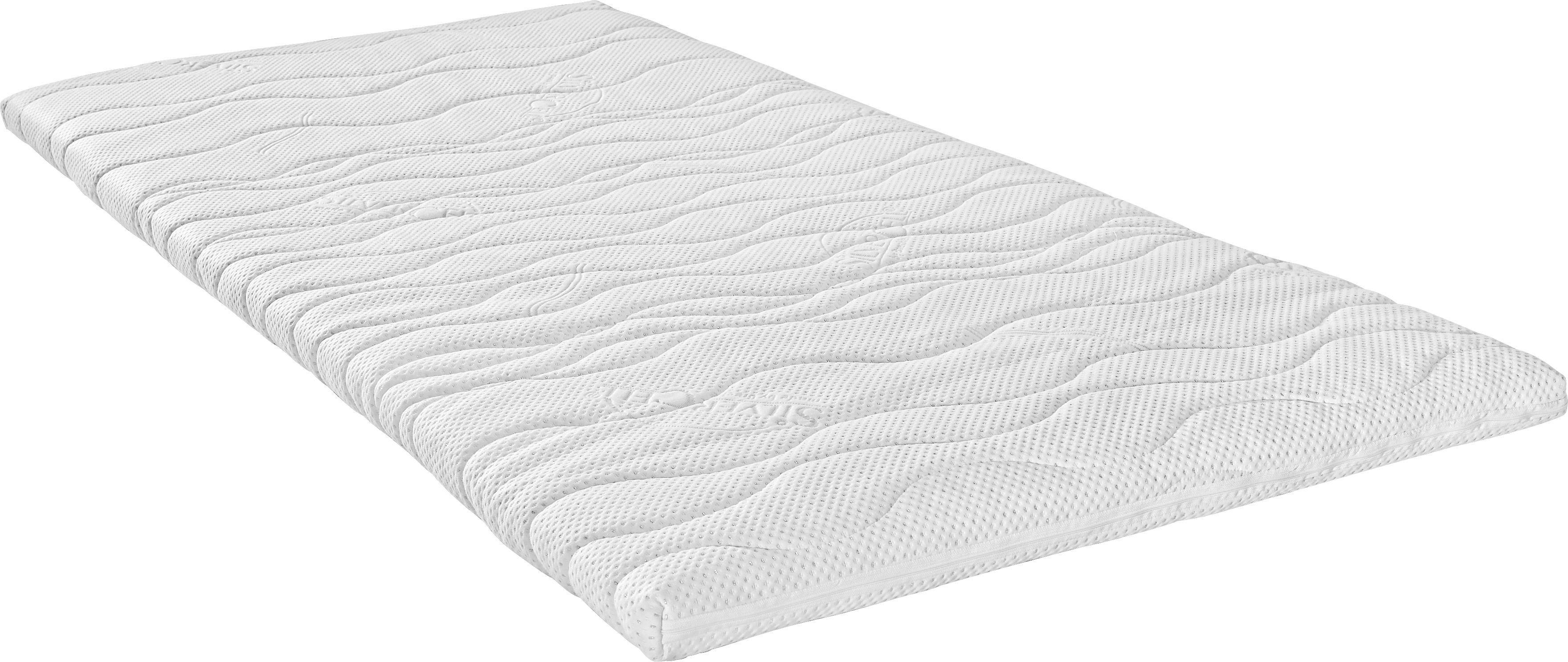 BÄDDMADRASS - vit, Basics, textil (100/200cm) - Low Price