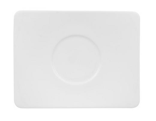 UNTERTASSE - Weiß, KONVENTIONELL, Keramik (14/17cm) - Villeroy & Boch