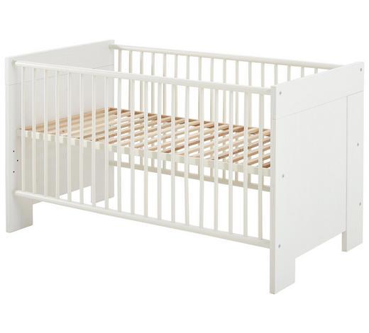 Baby Gitterbett Weiss