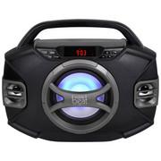 DJ-BOOMBOX 44 BT - Schwarz/Grau, KONVENTIONELL, Kunststoff