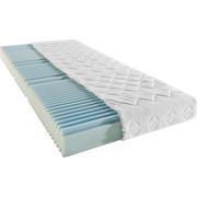 ROLLMATRATZE 90/200 cm  - Weiß, Basics, Textil (90/200cm) - Sleeptex