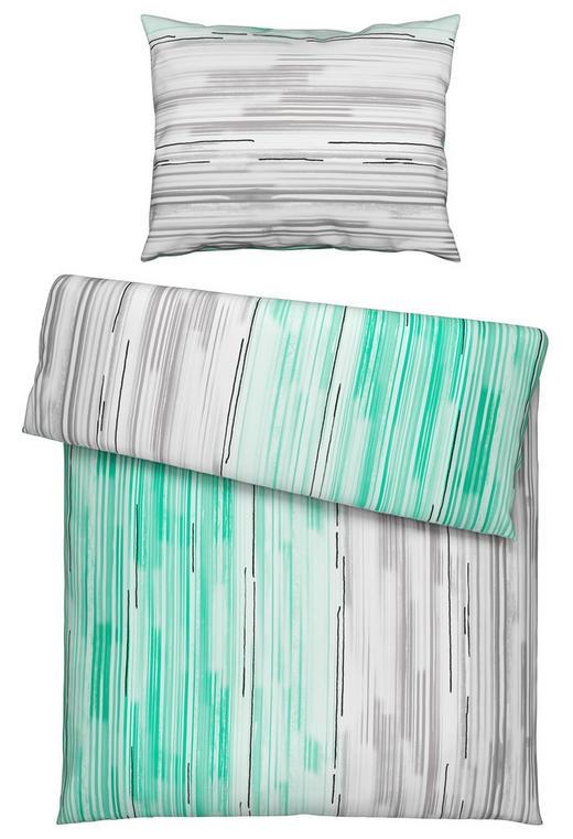 BETTWÄSCHE 140/200 cm - Mintgrün, LIFESTYLE, Textil (140/200cm) - Novel