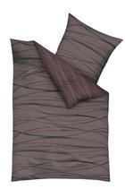 POSTELJNINA MOTION, RJAVA - Konvencionalno, tekstil (140/200cm) - Kaeppel
