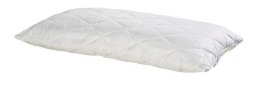 NACKENSTÜTZKISSEN - Weiß, Basics, Textil/Weitere Naturmaterialien (40/80/cm) - Joka