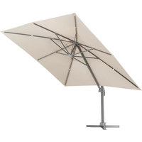 SUNCOBRAN - natur boje/antracit, Design, metal/tekstil (300/255/300cm) - Ambia Garden