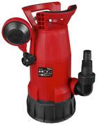 TAUCH-SCHMUTZWASSERPUMPE SP750 - Rot/Schwarz, KONVENTIONELL, Kunststoff (22/18/37cm) - MATRIX