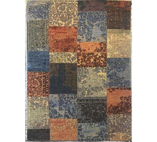 VINTAGE-TEPPICH  200/290 cm  Multicolor   - Multicolor, Textil (200/290cm) - Novel