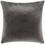 Zierkissen Ute - Grau, MODERN, Textil (45/45cm) - Luca Bessoni