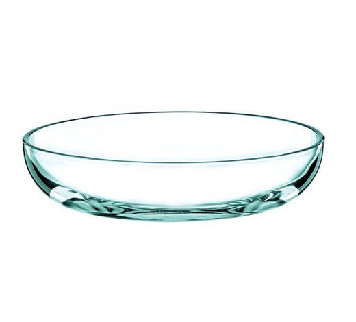 DESSERTTELLER  rund  - Klar, Basics, Glas (16cm) - Nachtmann