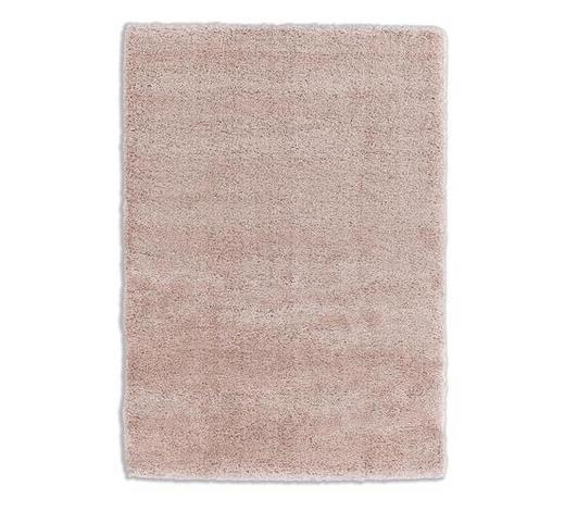 WEBTEPPICH  133/190 cm  Rosa, Altrosa, Hellrosa   - Hellrosa/Altrosa, Basics, Textil (133/190cm) - Novel