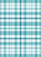 SET KRPA ZA POSUĐE - tirkizna, Konvencionalno, tekstil - Esposa