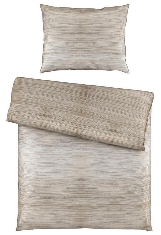 BETTWÄSCHE 140/200/ cm - Taupe, Design, Textil (140/200/cm) - Ambiente