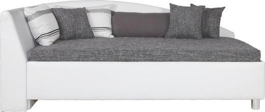 VÁLENDA, bílá, textil - bílá, Design, textil (110/200cm) - BLANAR