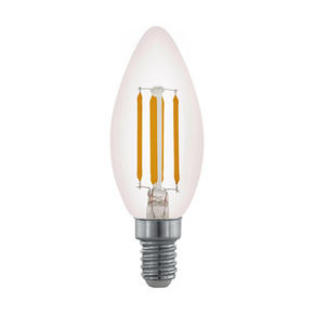 LED - klar, Basics, glas (9,8cm) - Homeware