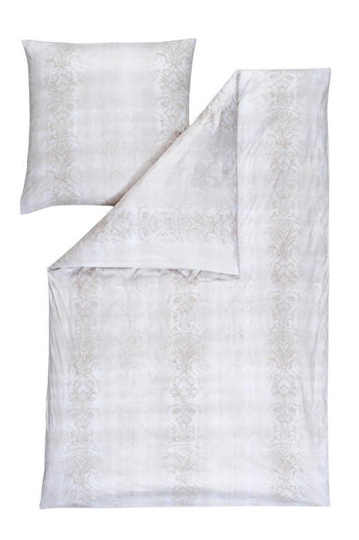 BETTWÄSCHE Interlock-Jersey Creme 135/200 cm - Creme, KONVENTIONELL, Textil (135/200cm) - Estella