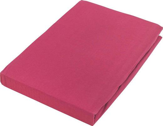 SPANNLEINTUCH 180/200 cm - Beere, Basics, Textil (180/200cm) - Boxxx
