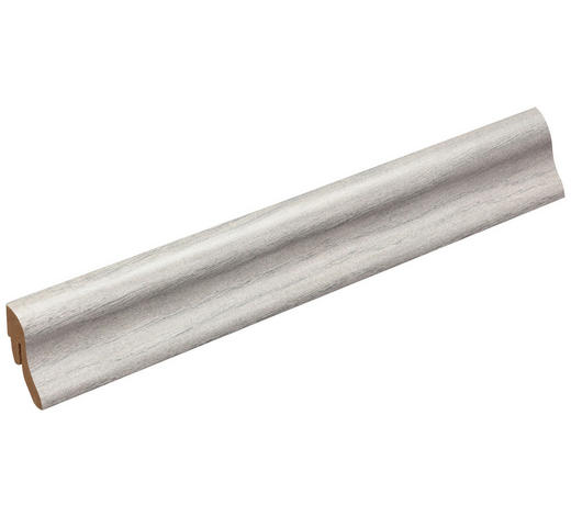 LIŠTA SOKLOVÁ  (za kus) - barvy dubu, Design, kompozitní dřevo (2,2/4/240cm) - Venda