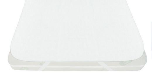 MATRATZENSCHONER - Weiß, Basics, Textil (90/200cm) - Sonne