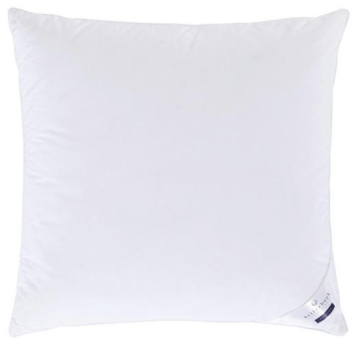 3-KAMMER-KISSEN  080/080 cm - Weiß, Design, Textil (080/080cm) - Billerbeck